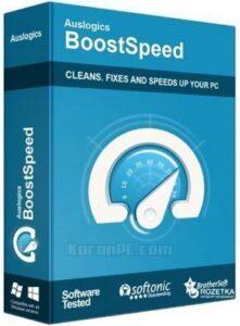 Auslogics BoostSpeed Premium 12.1.0.0 Crack Latest Free Download