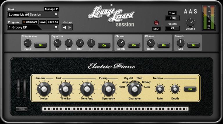 Lounge Lizard VST 4.4.0.4 Crack + Torrent (Mac/Win) Download