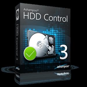 Ashampoo HDD Control 2021 Crack + Serial Key [Latest 2021] Free Download
