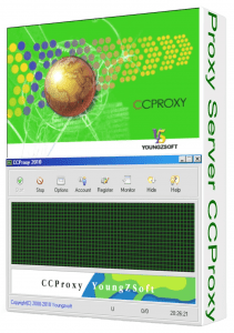 CCProxy 8.0.7.22 Crack With Serial Key [Latest 2021] Free Download