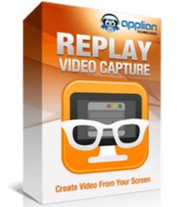Applian Replay Video Capture 9.1.3 With Crack [Latest Version] free Download