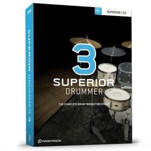 Toontrack Superior Drummer 3 v3.2.3 Crack With MacOsX Free Download [Latest 2021]