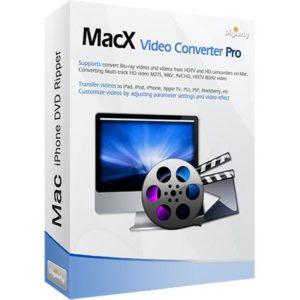 MacX Video Converter Pro 6.5.2 Crack + License Code [2021] Free Download