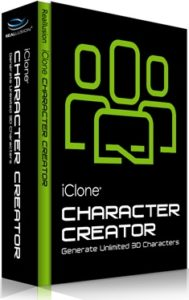 iClone Character Creator Crack [Latest Version 2021] Free Download