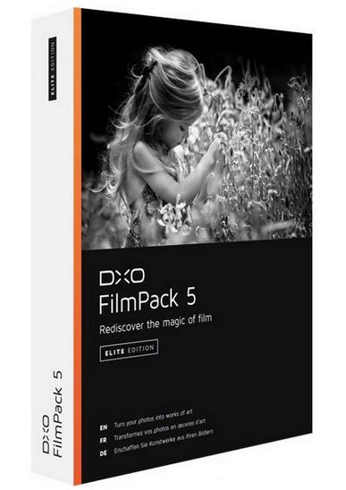 DxO FilmPack 5.5.27 Build 605 Elite With Crack [Latest2021]Free Download