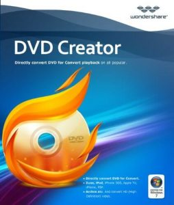 Wondershare DVD Creator 6.6.1 With Crack [ Latest 2021] Free Download
