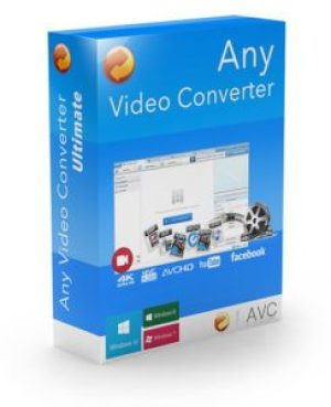 Any Video Converter Ultimate 6.3.8 Serial key & Crack Free Download.