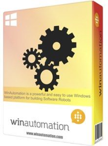 WinAutomation Professional Plus 9.2.3.5810 With Crack [Latest 2021] Free Download