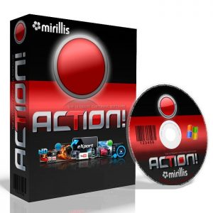 Mirillis Action 4.16.0 Crack With Key [Latest 2021] Free Download