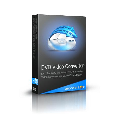 WonderFox DVD Video Converter 23.3 Crack + License Key Full Version Free Download